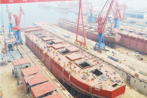 CLOAD Commissioning for One 25000DWT Bulk Carrier 1 600x400
