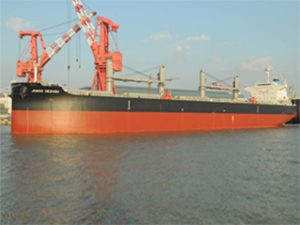 CLOAD Commissioning for One 61000DWT Bulk Carrier 1 300x225