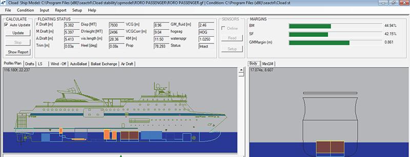 Ro Ro Passenger Ship 1