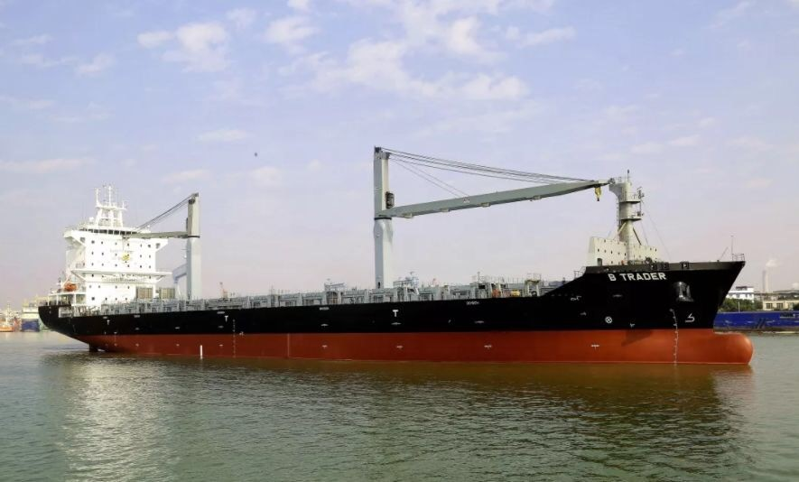 Delivery of 1750TEU series container vessel meeting LR's binding requirements for box Max